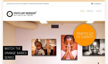 Photo Art Webshop