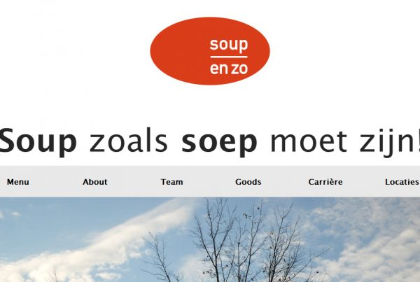Soupenzo Website