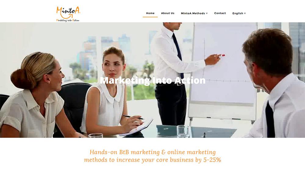 Mintoa Website